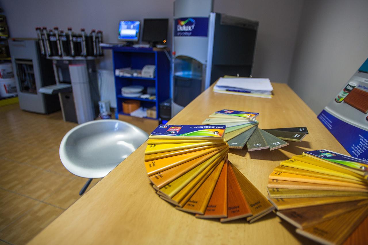 miesanie farieb Hlohovec PS colours